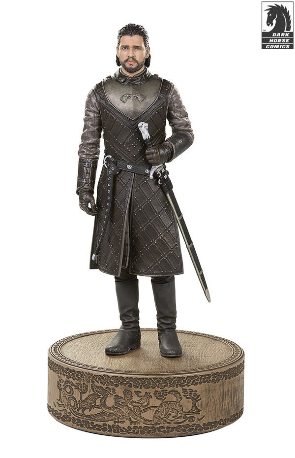 Dark Horse Game of Thrones Jon Snow Premium Figure